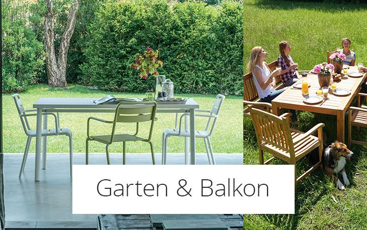 Garten & Balkonmöbel pflegen