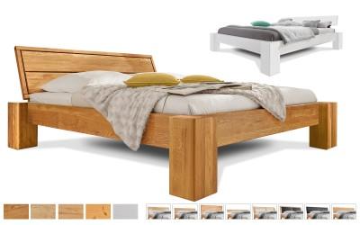 Massivholzbett Easy Sleep 5 Komforthöhe