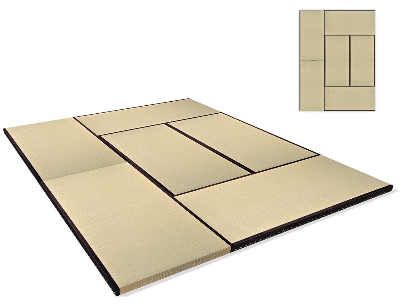 tatami high quality set 270x360 cm kaufen. Black Bedroom Furniture Sets. Home Design Ideas