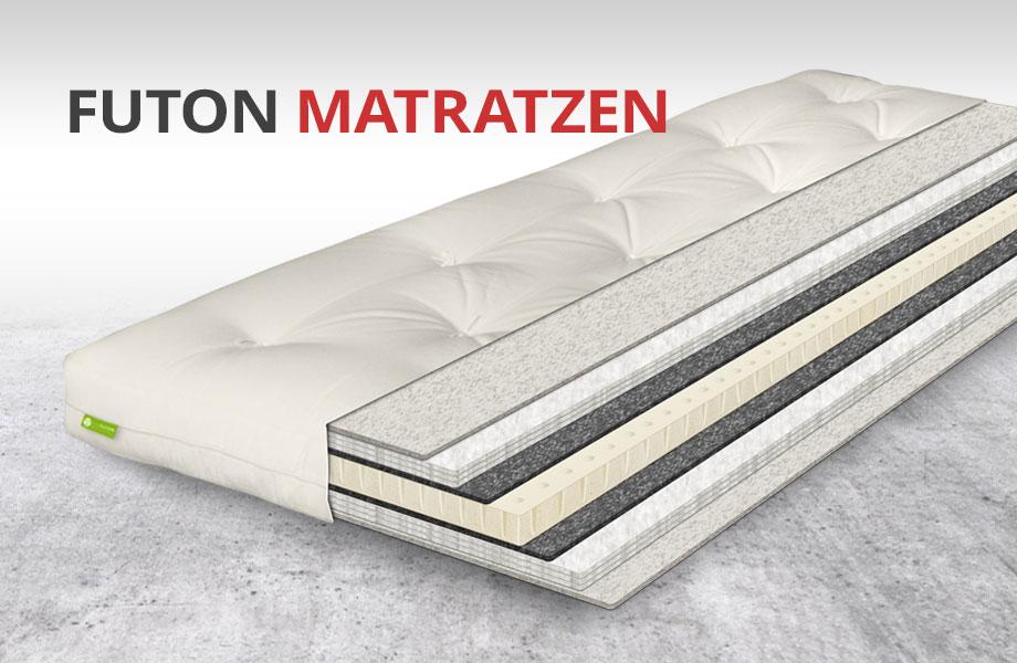 Futonmatratzen für Betten