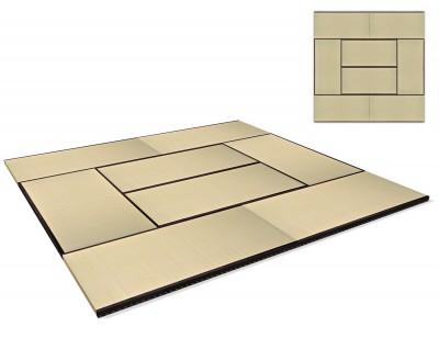 Tatami Standard Quality Set 360x360 cm