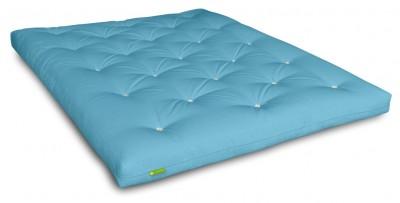 Futon Comfort 160x200 cm Horizontblau