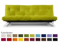 Vorschau: Futonsofa Minimum mit Futon Comfort 140x200 cm