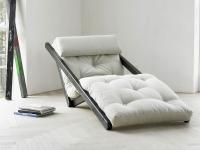Vorschau: Relaxsessel Figo mit Futon Comfort 70x200 cm