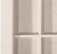 Vorschau: Paravent Miyagi Weiß 4 teilig
