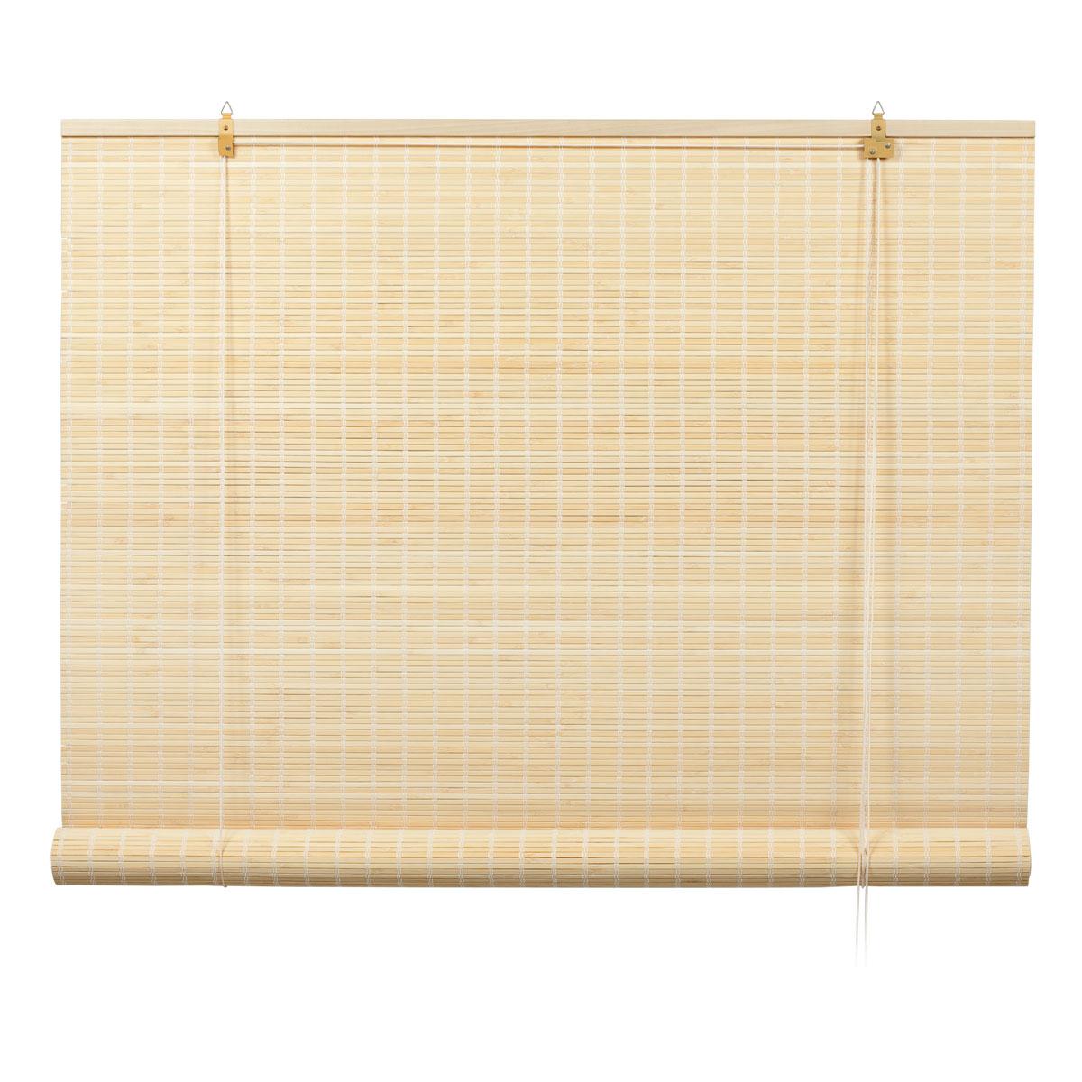 bambusrollo in vielen gr en. Black Bedroom Furniture Sets. Home Design Ideas