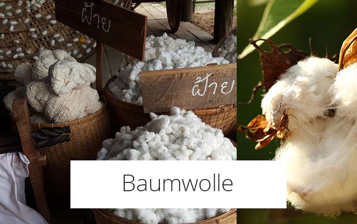 Baumwolle als Füllmaterial