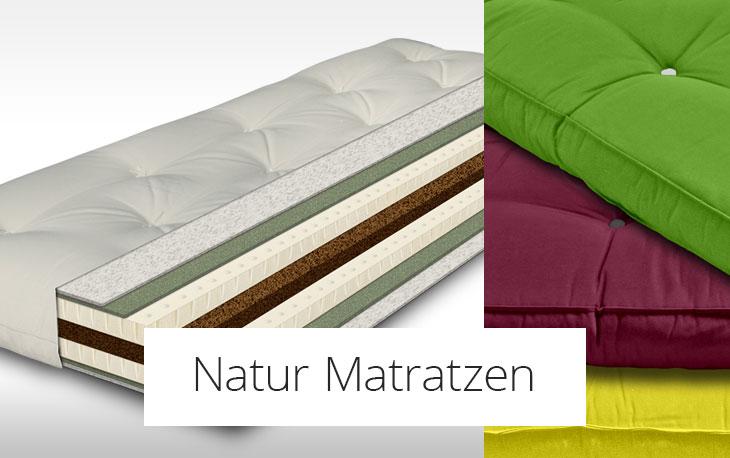 Natur Matratzen richtig pflegen