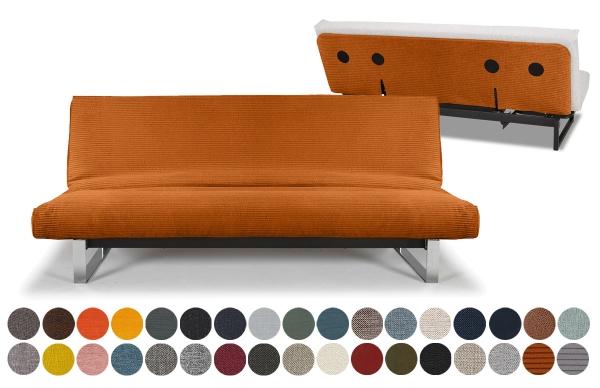 Futon und Gestellbezug (Cover) Sharp 140x200 cm