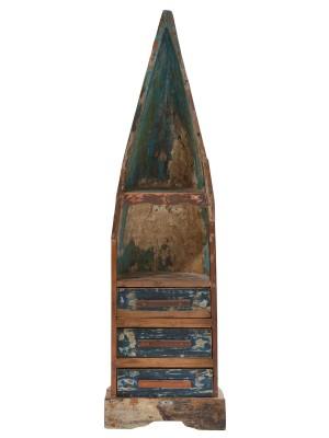 Bootsregal Seaside Unikate hergestellt aus alten