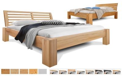 Massivholzbett Easy Sleep 6 Komforthöhe
