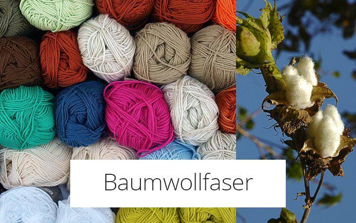 Baumwolle als Textilfaser