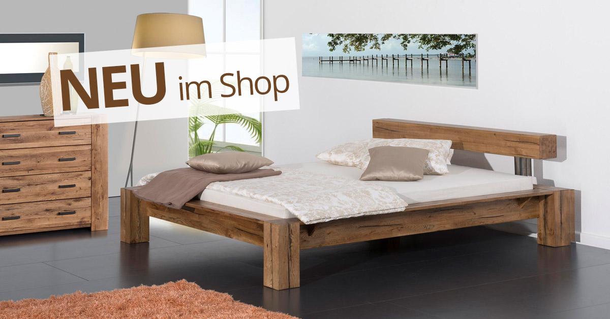 Neu im Sortiment: Betten von modular