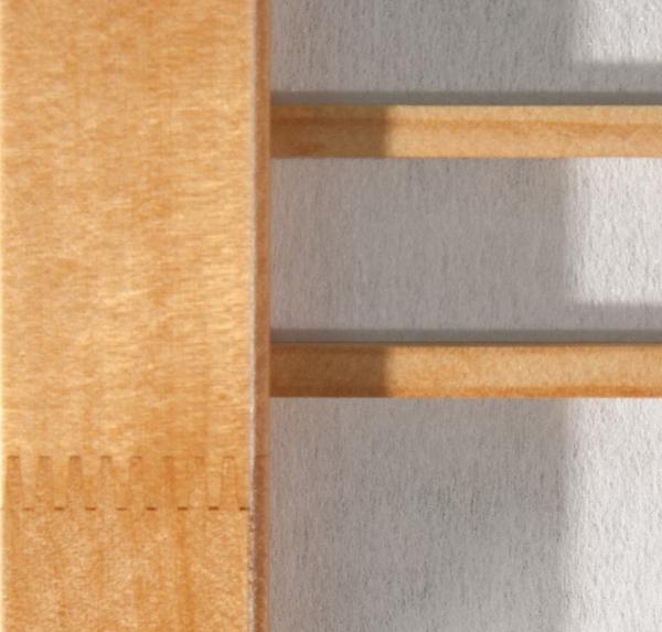 paravent doublecross natur 5 teilig. Black Bedroom Furniture Sets. Home Design Ideas