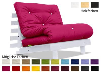 futonsofa roots mit futon comfort 160x200 cm futonsofas schlafsofas. Black Bedroom Furniture Sets. Home Design Ideas