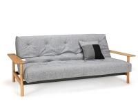 Vorschau: Futonsofa Balder mit Futon Comfort 140x200 cm