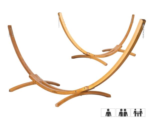 Elipso Holzgestell für Hängematten