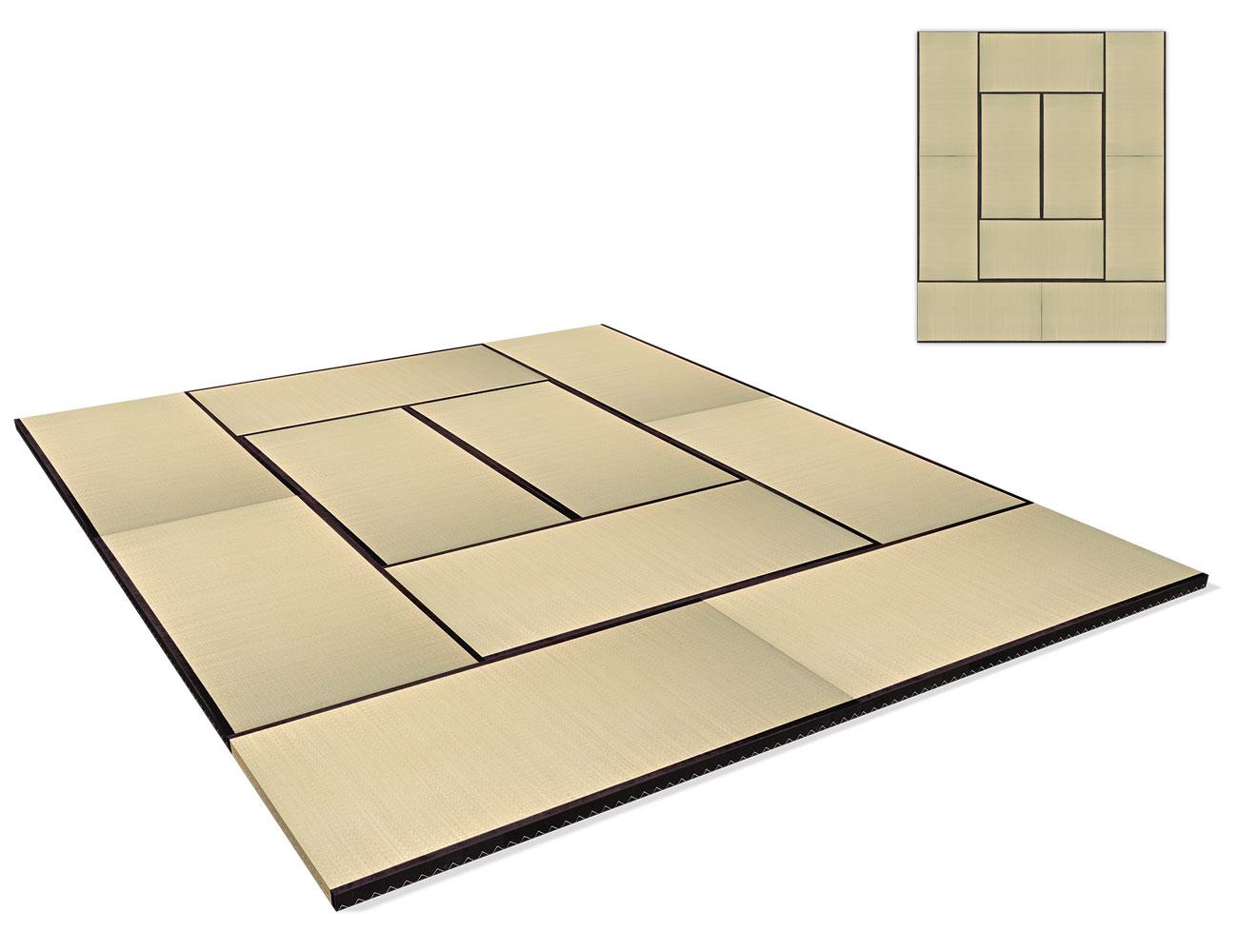 tatami high quality set 360x450 cm kaufen. Black Bedroom Furniture Sets. Home Design Ideas