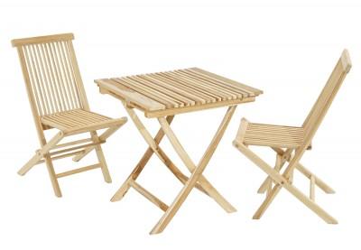 Balkonset Milford Tisch & 2 Stühle