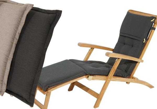 Premiumpolster für Deckchair