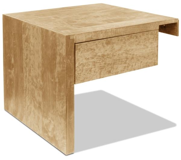 Nachttisch Pharao mit Schublade (Anstelltisch, Typ 2)
