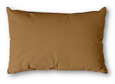 Kissen Rechteck Baumwolle 40x60 cm Camel