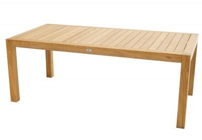 Loft-Tisch New Haven Premium-Teak 200x100 cm