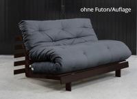 Vorschau: Futonsofa Roots ohne Futon 160x200 cm