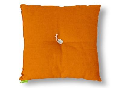 Futonkissen Basic 60x60 cm Orange
