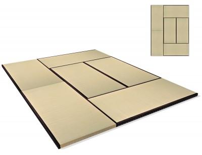 Tatami High Quality Set 270x360 cm