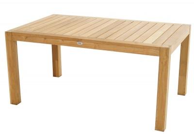 Loft-Tisch New Haven Premium-Teak 160x100 cm