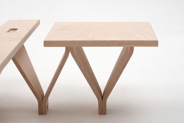 Nachttisch für Tojo Lieg