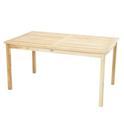 Tisch Pittsburgh Eco-Teak 150x90 cm