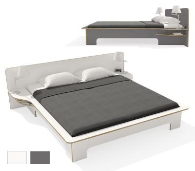 PLANE Doppelbett