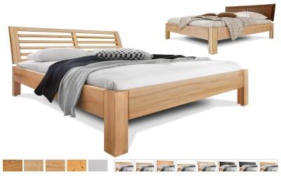 Massivholzbett Easy Sleep 3 Komforthöhe