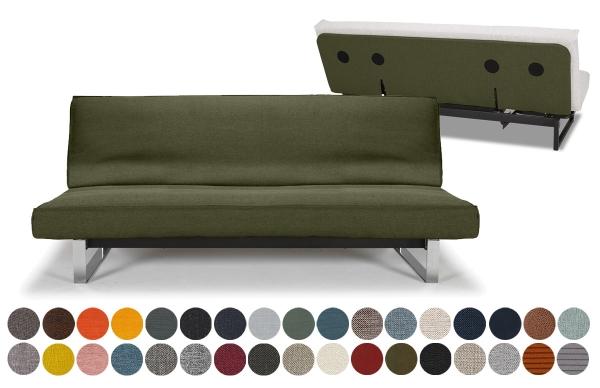 Futon und Gestellbezug (Cover) Sharp 120x200