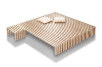 Vorschau: Designbett Dito