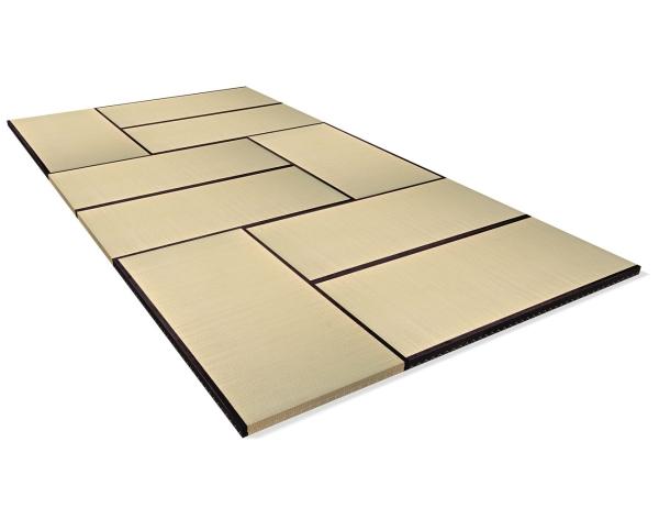 Tatami High Quality Set 270x540 cm, Variante 2