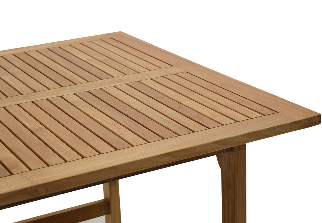Tisch Coventry Premium Teak 120x120 Cm Tische Garten