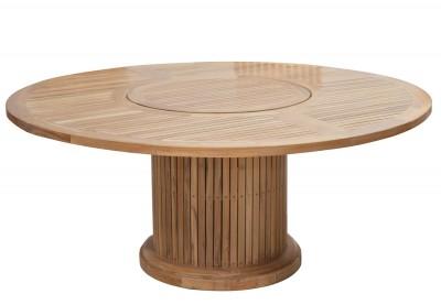 Tisch Phoenix Ø 160 cm mit Drehteller