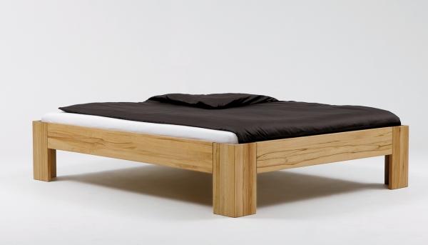 Massivholzbett  Massivholzbett M20 Kernbuche | Massivholzbetten |Betten | edofuton.de