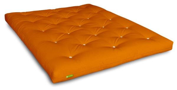 Japan Futon 6.0 80x200 cm Orange