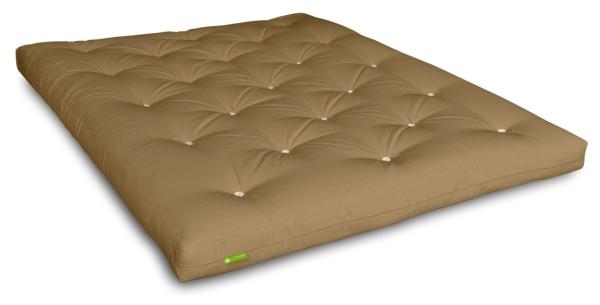 Futon Comfort 140x200 cm Camel