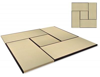 Tatami Standard Quality Set 270x270 cm
