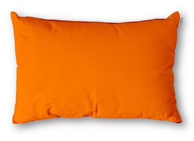 Kissen Rechteck Baumwolle 40x60 cm Orange