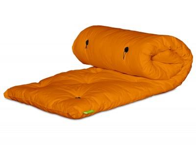 Rollfuton Gästefuton 3.0 Baumwolle 70x200 cm Orange