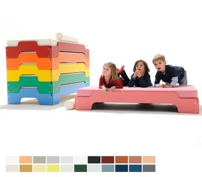 Stapelliege für Kinder
