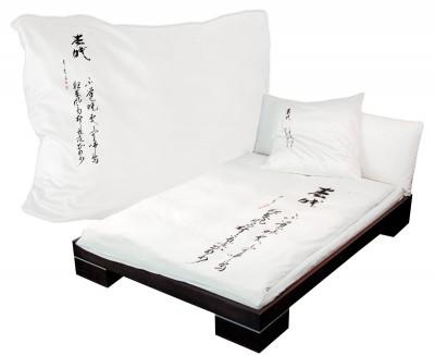 Bettwäsche Kanji