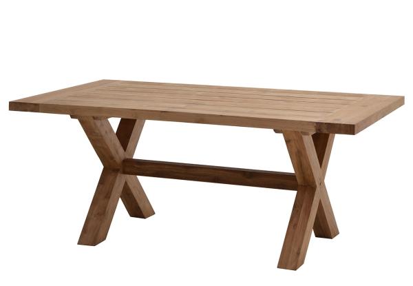 Rustikal- Tisch Lincoln 220x100 cm