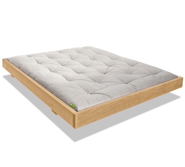 massives bett milano 2 online bestellen. Black Bedroom Furniture Sets. Home Design Ideas